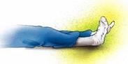 تمرین ورزشی برای کمر
