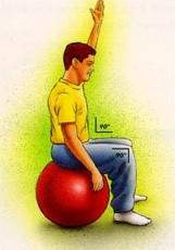 تمرین ورزشی برای کمر9