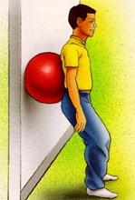 تمرین ورزشی برای کمر10