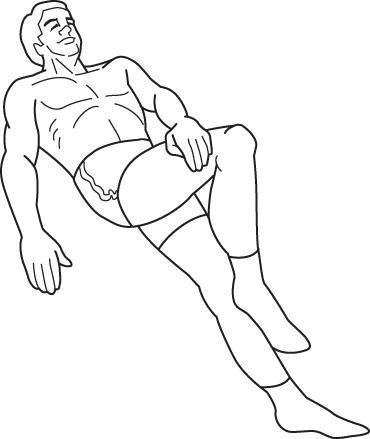 تمرین ورزشی برای دیسک کمر28