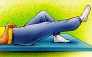 تمرین ورزشی برای کمر6
