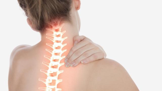 تشخیص دیسک گردن