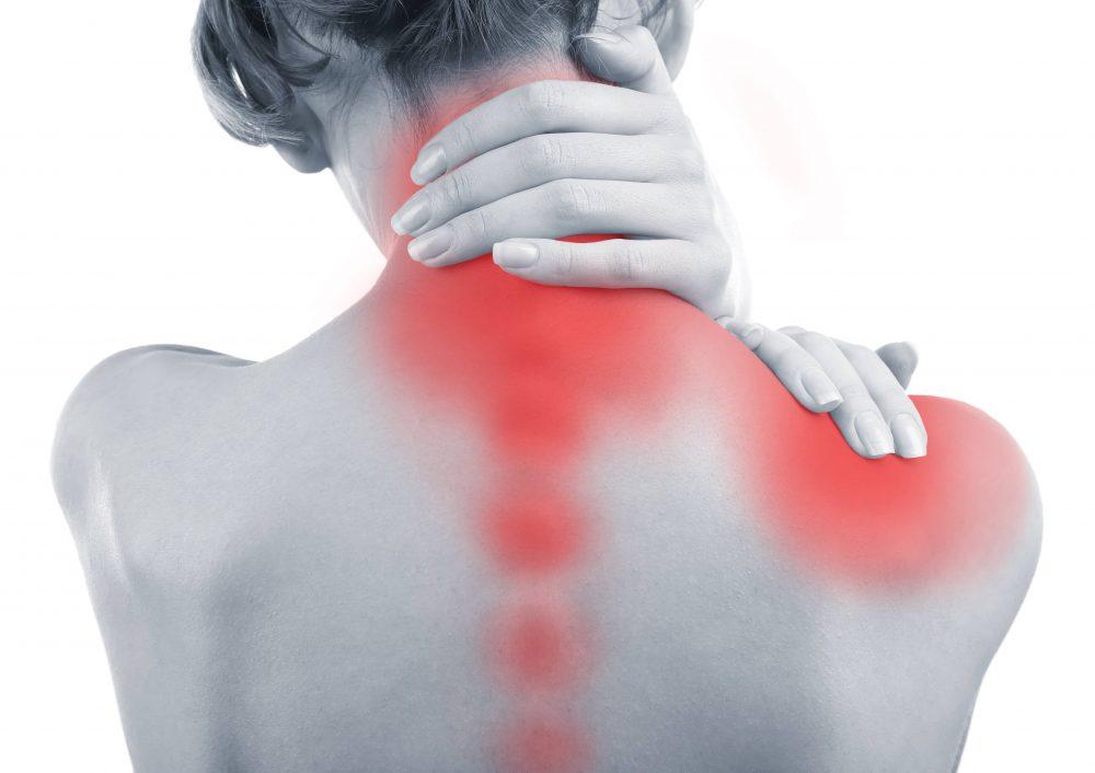 تشخیص و درمان درد گردن