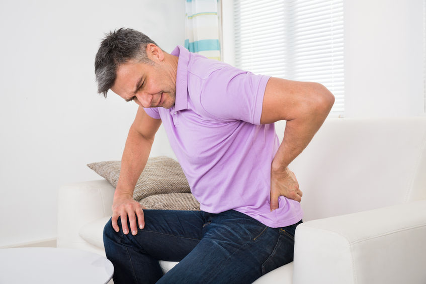درمان قطعی آرتروز کمر