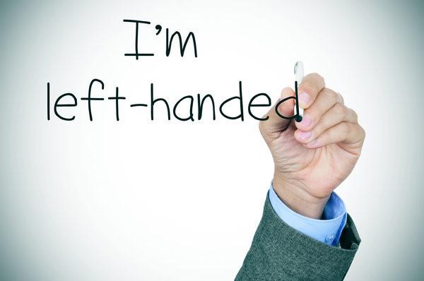 چرا بعضی افراد چپ دست هستند