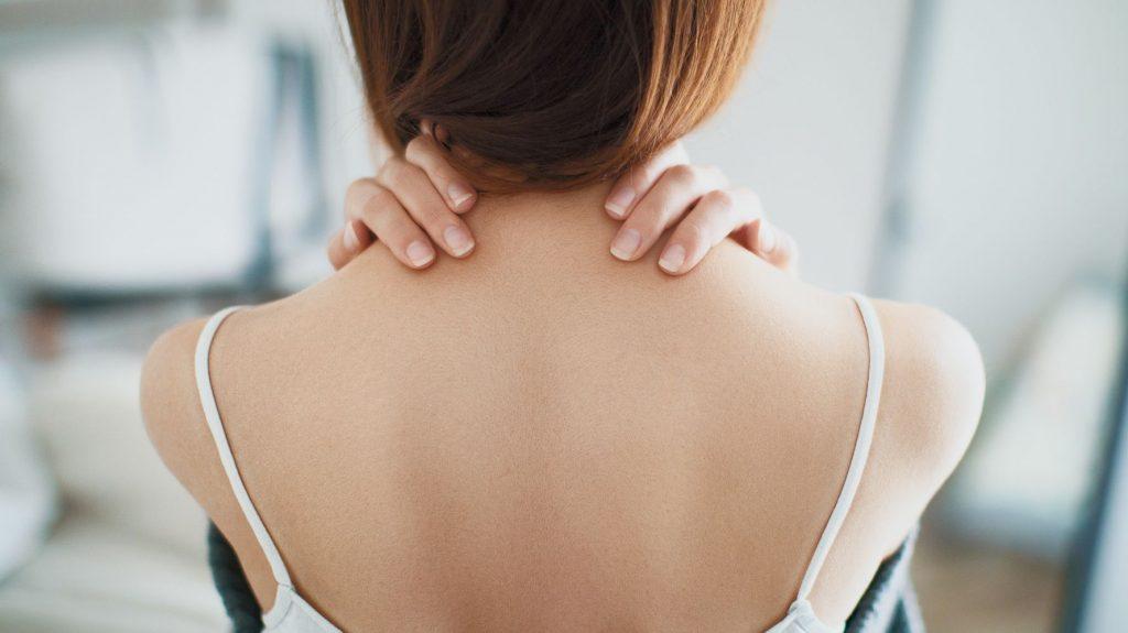 نحوه استراحت برای درمان دیسک گردن