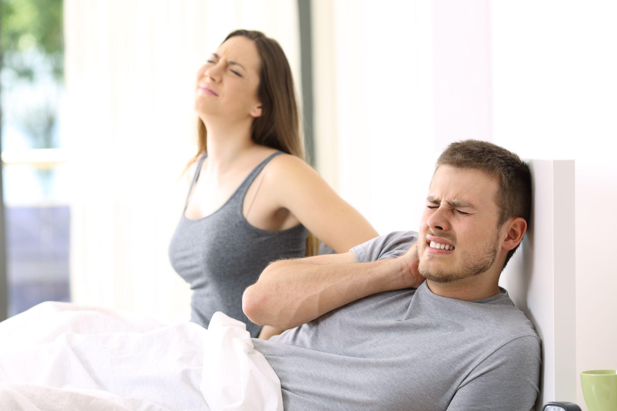 رابطه زناشویی بعد از عمل دیسک کمر